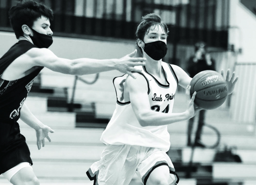 Sean McGann knows there are no guarantees. No promises.But McGann, Sauk Prairie's boys basketball coach, likes the position his Eagles are in...