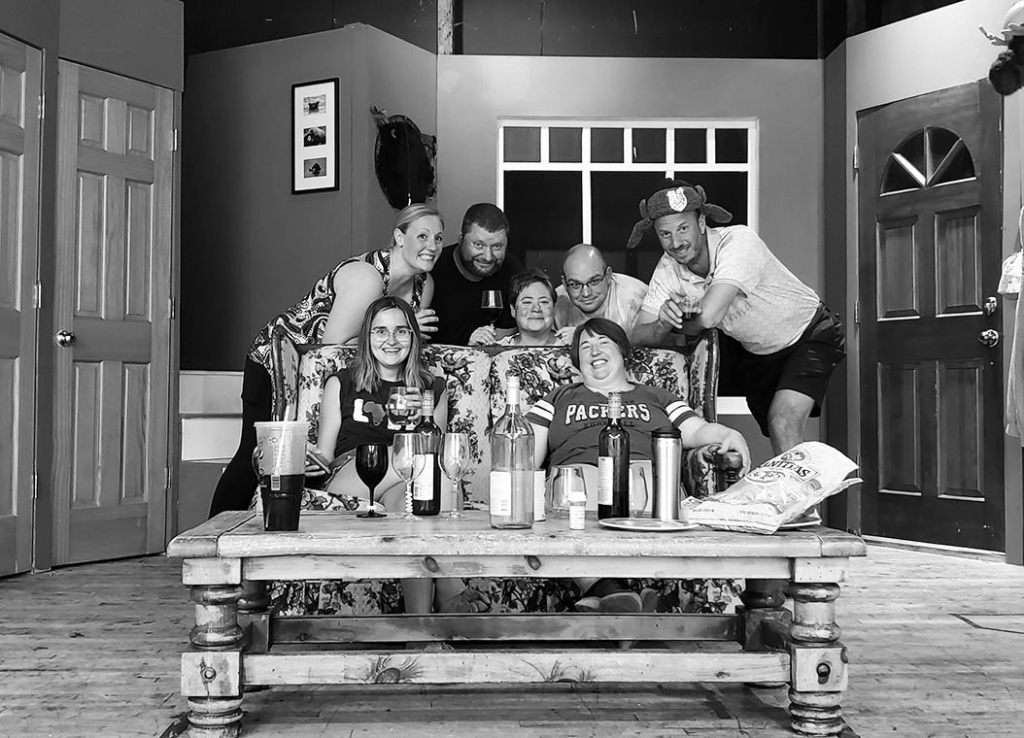 Girls' Weekend is back by popular demand! So in case you missed this hilarious play the first time, or you just want to come back for more...