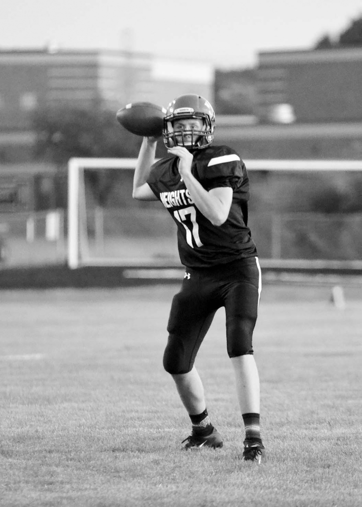 Wisconsin Heights' football team stunned many people this fall by posting an impressive 7-2 record.After so much success, it was far less...