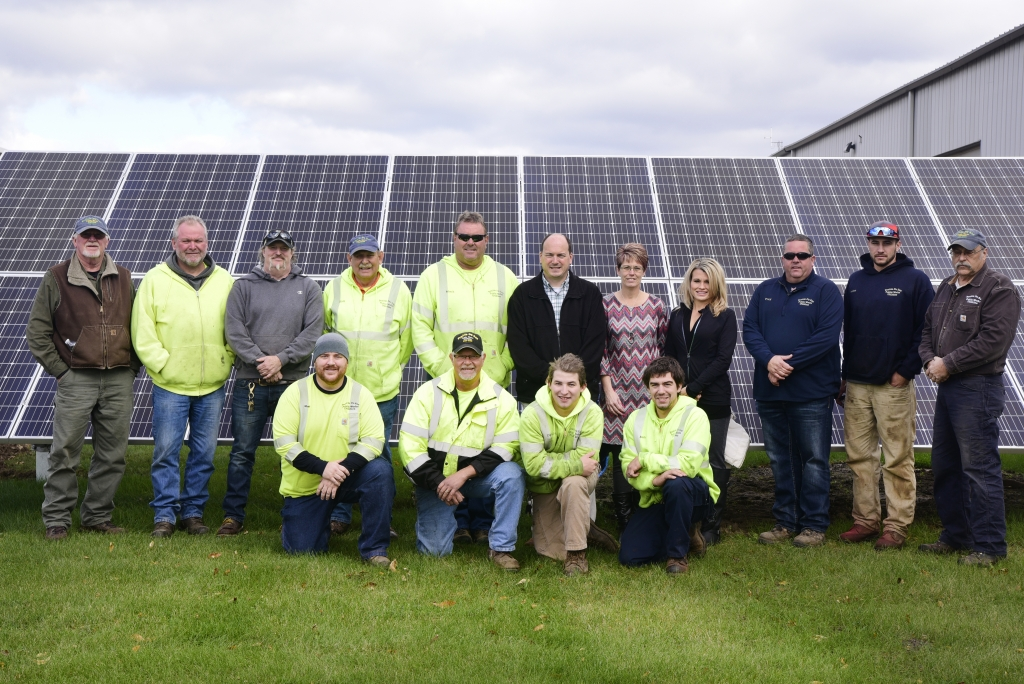 The Village of Prairie du Sac Utilities has earned a Smart Energy Provider (SEP) designation from the American Public Power Association for...