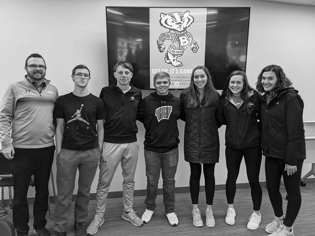 Sauk Prairie High School participated in a Badger Conference Sportsmanship Summit held at Oregon High School on Oct. 30. Over the past two years, the...