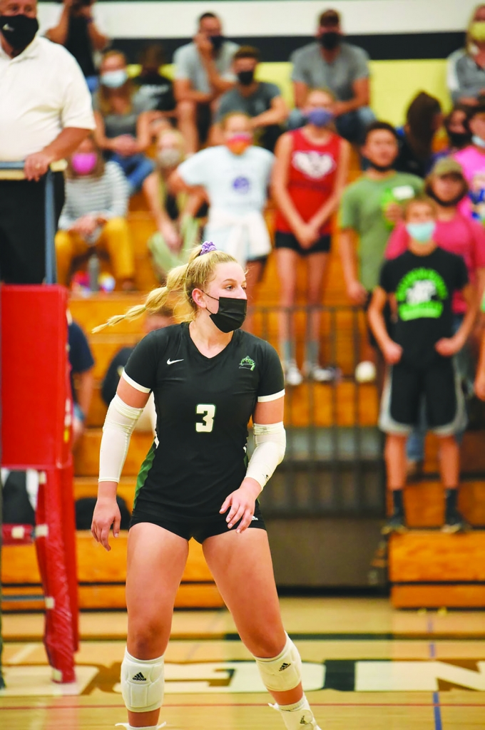 It's now or never.And Kala O'Connell believes the correct answer is now.O'Connell, the girls volleyball coach at Wisconsin...