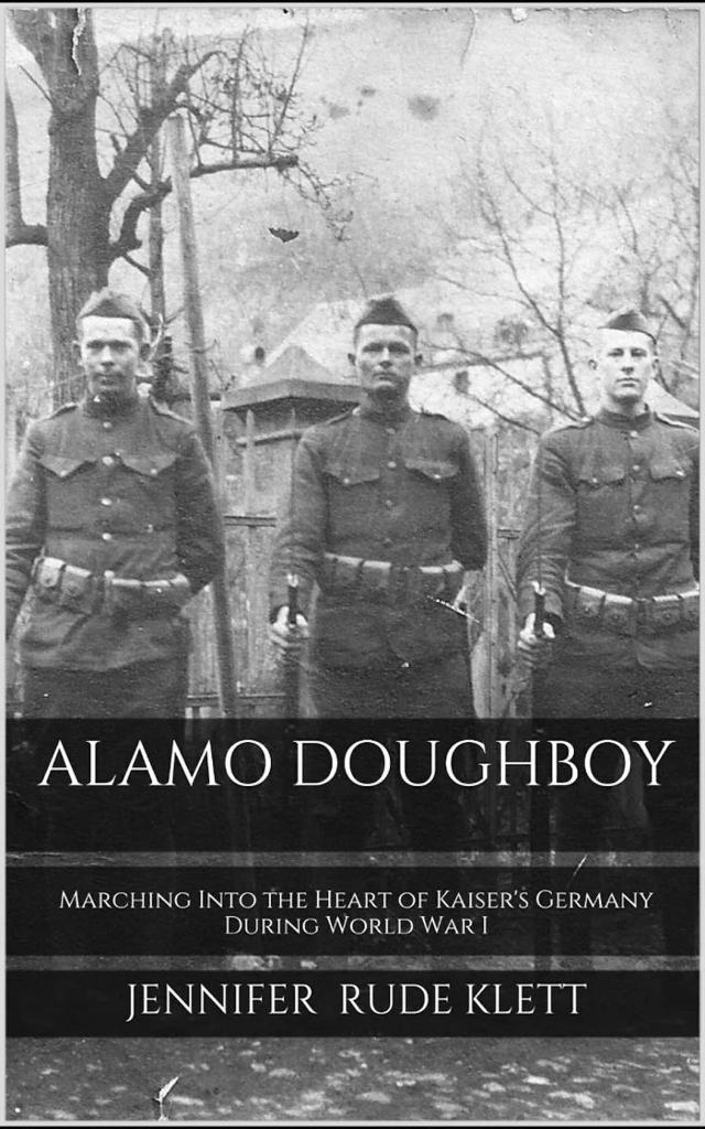 "Award-winning journalist Jennifer Rude Klett will present ""The World War I Doughboy Experience and Writing Alamo Doughboy"" at the Black..."